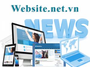 Webiste tin tức – dịch vụ – mạng xã hội