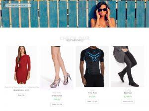 Thiết kế website cửa hàng thời trang ở Ba Đình